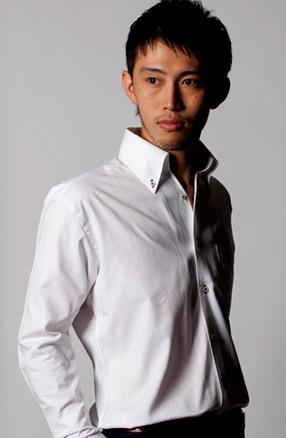 アンタイド(ノータイ・ノーネクタイ)に似合うシャツの衿