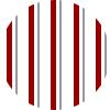 オルタネイト・ストライプ(交互縞)