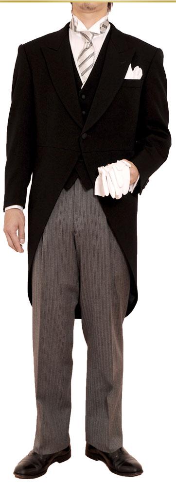 c63f6d8f0a68e 結婚式のシャツについて|昼の正礼装 モーニングコート|シャツの基礎知識|ワイシャツ専門店 ozie公式サイト オジエ