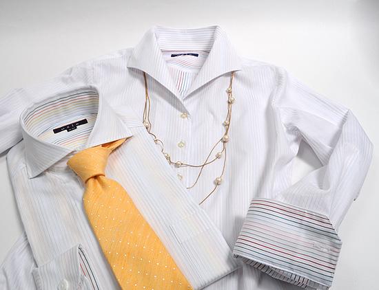オジエ・メンズ&レディースシャツ