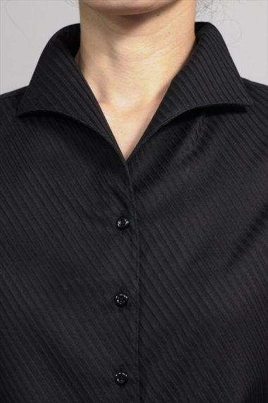 ozie|オジエ レディースシャツ 6051-D09 衿型