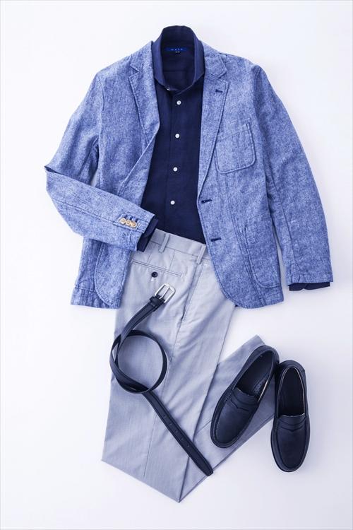 ozie|オジエ 麻・リネンシャツ