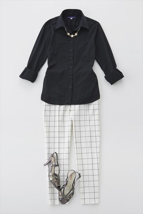 ozie|オジエ レディース・ニットシャツ・ポロシャツ・ビズポロ 紫外線UVカット 6046-E05-2