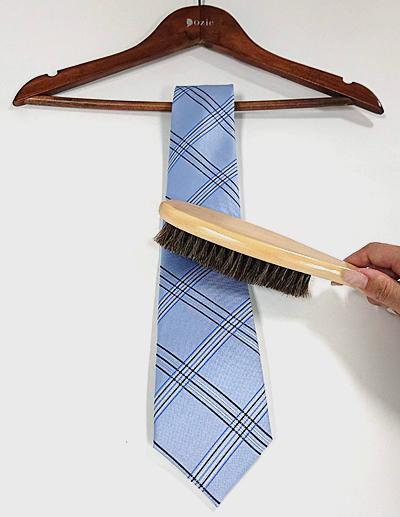ozie/オジエ ネクタイのお手入れ方法
