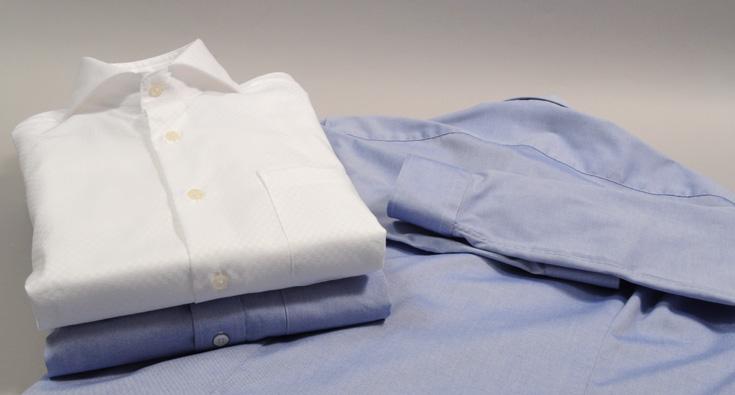ozie|オジエ:ワイシャツのたたみ方