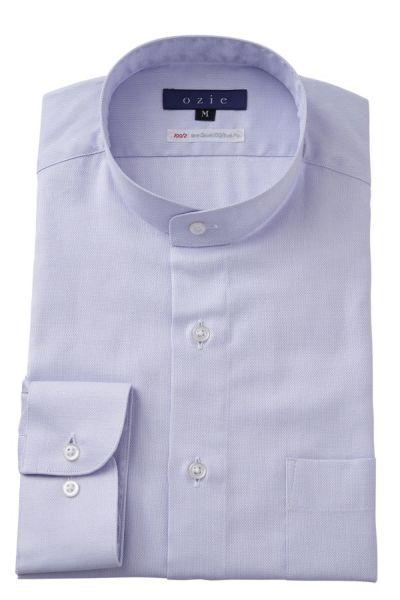 ozie|オジエ 衣装提供「あまんじゃく」大鷹明良さんの着用 8063-E09H スタンドカラーシャツ