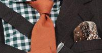 ozie|オジエ ギンガムチェックシャツ、秋のおすすめコーディネート 8070-e09c-2010