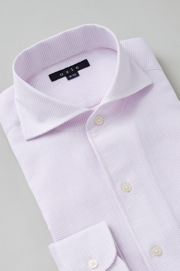 ozie オジエ メンズシャツ 8045-a03c-e3-600