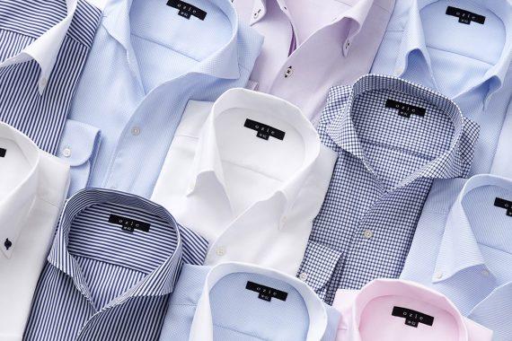 ozie オジエ イタリアンカラーシャツ・イメージ画像