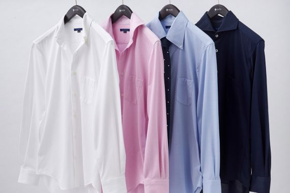 ozie オジエ ビズポロ・ニットシャツ・イメージ画像