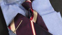 ozie|オジエ ブルーシャツメインの落ち着きある秋コーデ